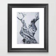 Humanity definition Framed Art Print