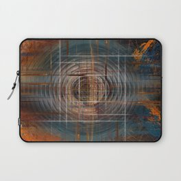 Unoccupied Digital Landscape Laptop Sleeve