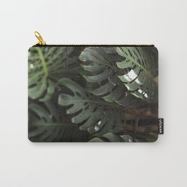 Monstera - botanical photography Carry-All Pouch