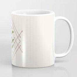 Minimal Holly Jolly #society6 #xmas Coffee Mug