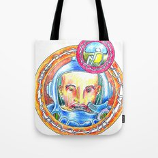 Astroteque. Tote Bag