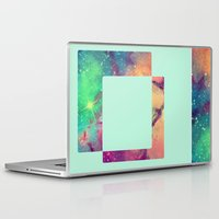 decal Laptop & iPad Skins featuring Space Decal by artii