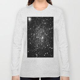 staRs Black & White Long Sleeve T-shirt