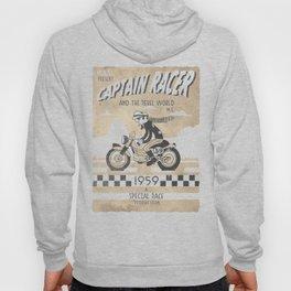 CAPTIAN RACER Hoody