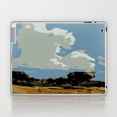 Sky Art, Landscape art print Laptop & iPad Skin