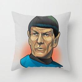 Iconic Pop Throw Pillow