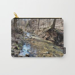 Alone in Secret Hollow with the Caves, Cascades, and Critters, No. 10 of 20 Carry-All Pouch