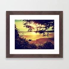 Tofino Time Framed Art Print