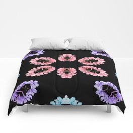 Kaleido Widflowers Comforters