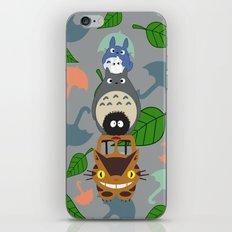 Troll Totem iPhone & iPod Skin