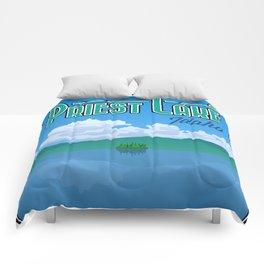 Landmarks of Life: Priest Lake, Idaho Comforters