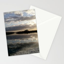 August morning in archipelago 2 Stationery Cards