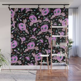 Do Whatever You Want Textile Print Wall Mural