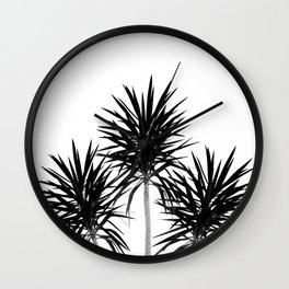 Palm Trees - Cali Summer Vibes #2 #decor #art #society6 Wall Clock