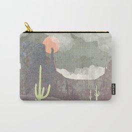 Desertscape Carry-All Pouch