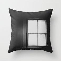 The Farmhouse Window Throw Pillow