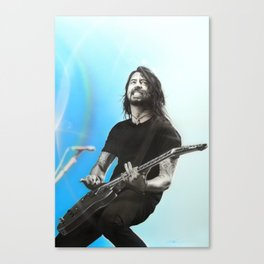 'Grohl IV' Canvas Print