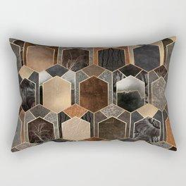 Art Deco Dream 4 Rectangular Pillow