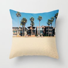 Venice Beach, CA Throw Pillow