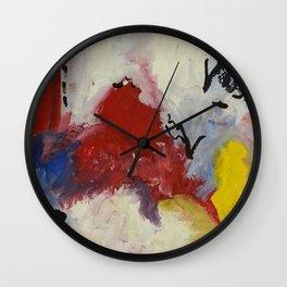 Reunite Wall Clock