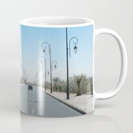Moroccan Journey Coffee Mug