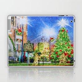 Home Town Christmas Laptop & iPad Skin