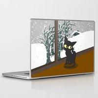 snow Laptop & iPad Skins featuring Snow by BATKEI