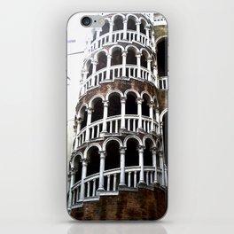 Dramatic Venetian Palace. iPhone Skin