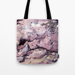 Rock Texture Tote Bag