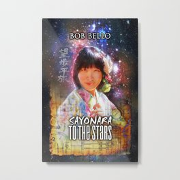 Sayonara To The Stars Metal Print