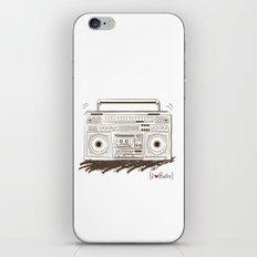 I {❤} RADIO iPhone & iPod Skin