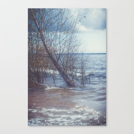 Lost On You Canvas Print