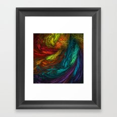 The Artist's Soupbowl Framed Art Print
