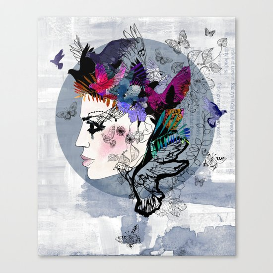Estrella Canvas Print