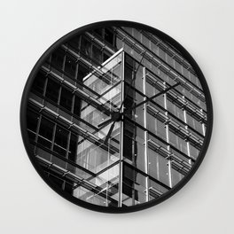 Lines of Architecture 2018 New York Wall Clock