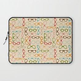 Retro glasses Laptop Sleeve