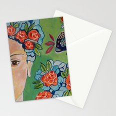 Mexican Frida Stationery Cards