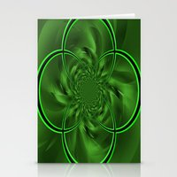 clover Stationery Cards featuring Clover by Sartoris ART