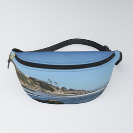 The Cliffs of Pismo Beach Fanny Pack
