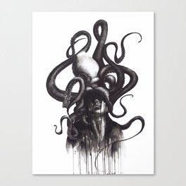 LE PIEUVRE Canvas Print
