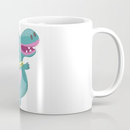 Cute Baby Hippos Coffee Mug