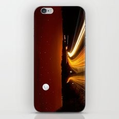 Fast iPhone & iPod Skin