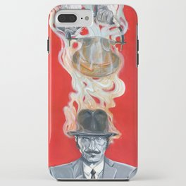 Monkey Hatter iPhone Case