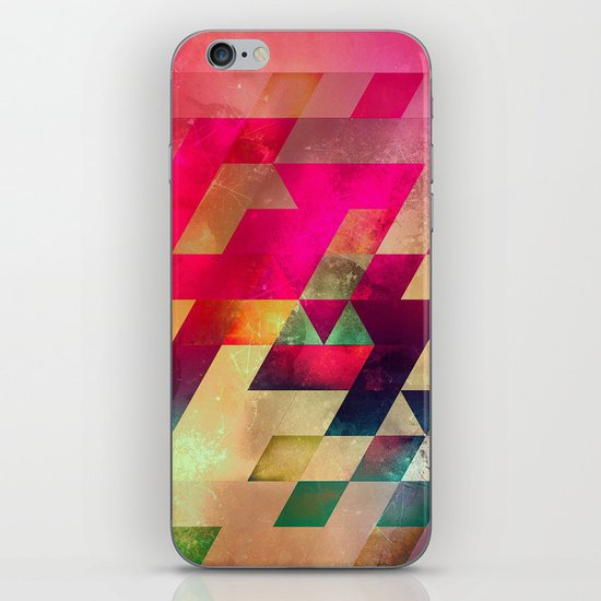 syx nyx iPhone & iPod Skin