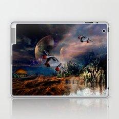 Planetary Encounter Laptop & iPad Skin