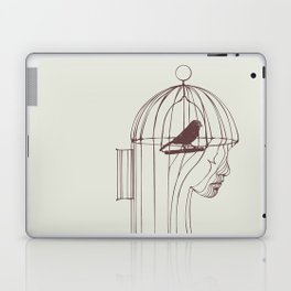 Be Alone Laptop & iPad Skin