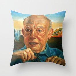 W.V.O. Quine Throw Pillow