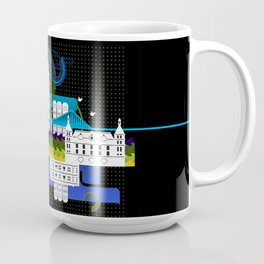 Istanbul aka Constantinopolis Coffee Mug