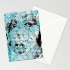 pieces of glass Stationery Cards