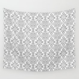 Dull and Grey  Wall Tapestry
